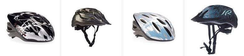 Fitness Style Inline Skate Helmets