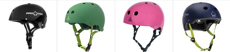 Skate Style Inline Skate Helmets
